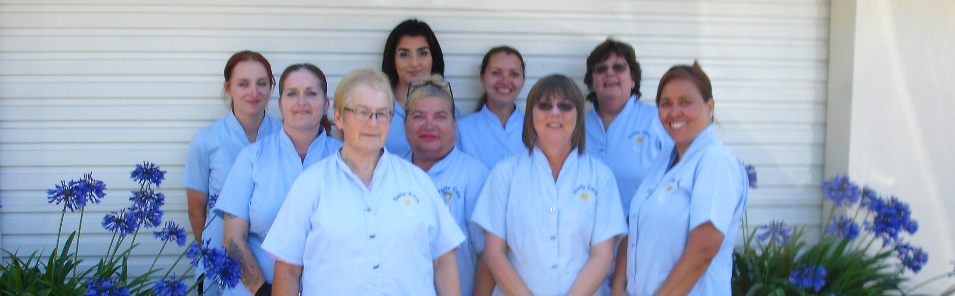 The Daily Care Agency Team