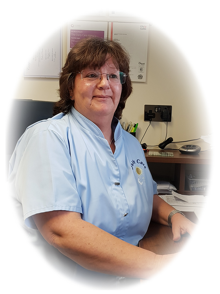 Nikki Wyartt Manager of The Daily Care Agency