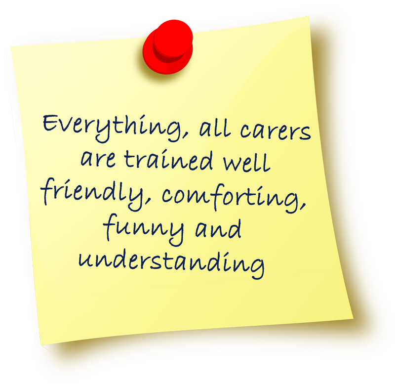 The Daily Care Agency in Home Care
